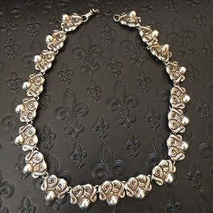 Taxco Sterling Necklace